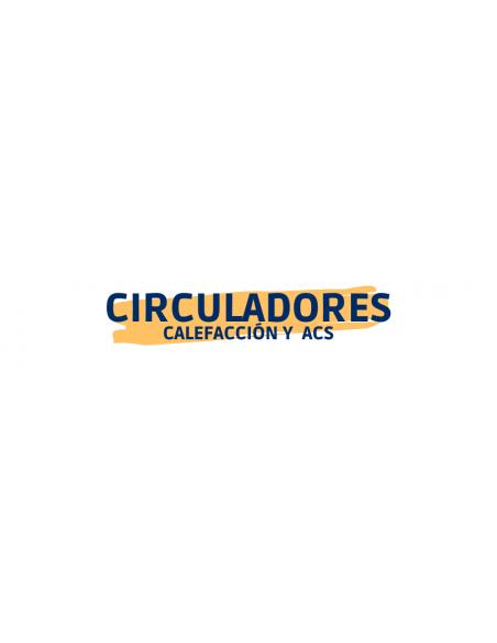 CIRCULADORES: CALEFACCIÓN Y ACS